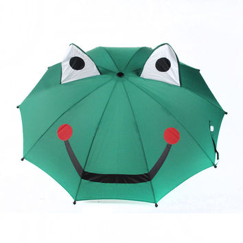 Freedy Frog Umbrella - 50% OFF