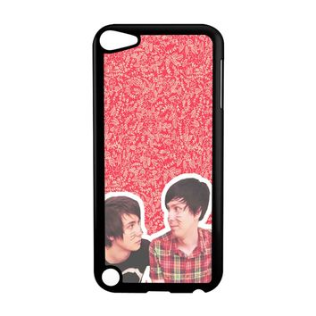 Dan And Phil 04 iPod Touch 5 Case