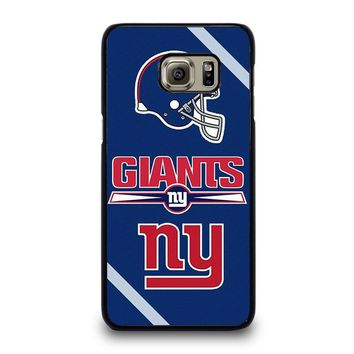 NEW YORK GIANTS NY Samsung Galaxy S6 Case Cover