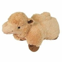Plushez Jameel Camel Pillow Pet 18""