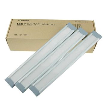 MUQGEW  Long Assembly Light Cabinet Lights Kitchen Wardrobe Closet Lights LED Wall Lighted  High Quality Hot Sell Promotion