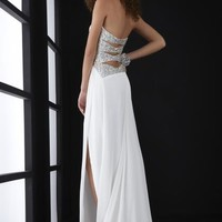 Jasz Couture 5007 at Prom Dress Shop