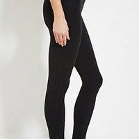 Active Fold-Over Athletic Leggings