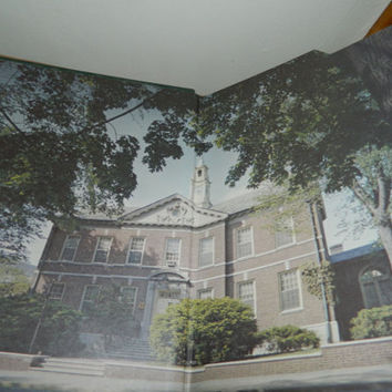 1968 The Evergreen - Tower Hill School Yearbook - Wilmington Delaware - Lots of Signatures and Messages