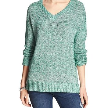 Banana Republic Factory Hi Lo Vee Sweater