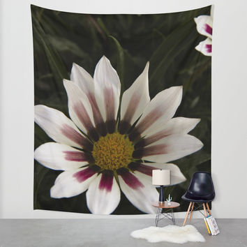 Flowers in summer Wall Tapestry by VanessaGF