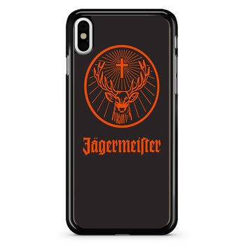 Jagermeister 2 iPhone X Case