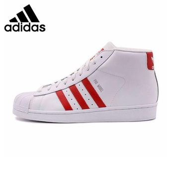 PEAPON Original New Arrival  Adidas Originals  Superstar leather Men's Skateboarding Shoes Sneakers