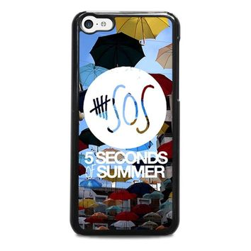 5 SECONDS OF SUMMER 4 5SOS iPhone 5C Case Cover