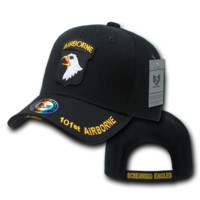 101st Airborne US Military Veteran Baseball Caps Ball Hats Legend Collection