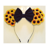 Sunflower Mouse Ears