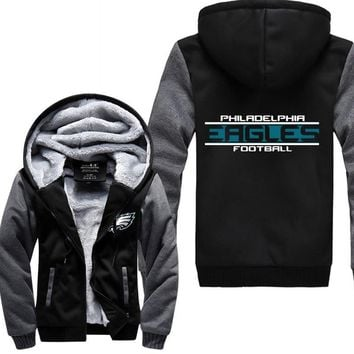 Philadelphia Eagles Fleece Jacket