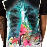 Civil Tee X-Ray in Black