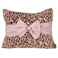 Wake Up Frankie - Powder Puff Standard Fashion Sham : Teen Bedding, Pink Bedding, Dorm Bedding, Teen Comforters