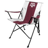 Texas A&M Aggies NCAA Tailgate Chair and Carry Bag