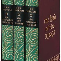The Lord of the Rings | Folio Illustrated Book