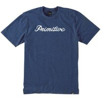Primitive Signature Script T-Shirt - Men's at CCS