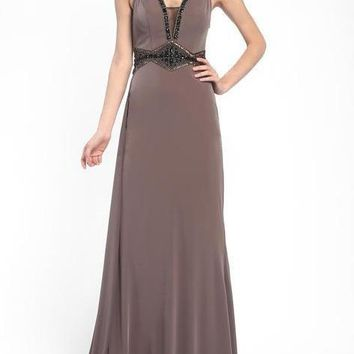 Sue Wong Long Evening Gown Formal Dress