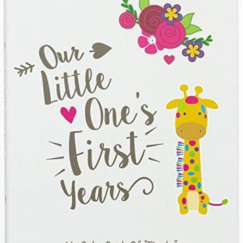 First Year Baby Memory Book & Baby Journal