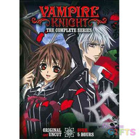 VAMPIRE KNIGHT:COMPLETE SERIES