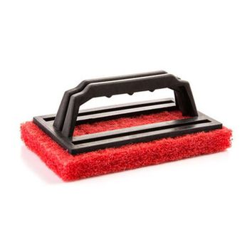 2pcs Useful Cleaning Brushes Ceramic tile Cleaner Floor Wiper Sponge Kitchen