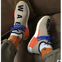 Adidas Human Race NMD TR fashion and leisure running shoes