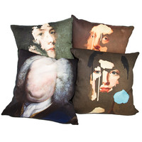 Mineheart Pillows by Chad Wys for mineheart - Free Shipping