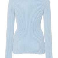 Dolcevita Ribbed Sweater | Moda Operandi