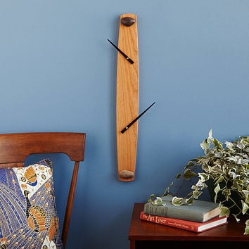 On the Other Hand Clock | Abstract Clock