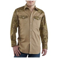 Carhartt Ironwood Twill Work Shirt - Men's