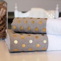 Polka Turkish Towel