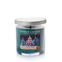 Magical Frosted Forest : Small Tumbler Candles : Yankee Candle
