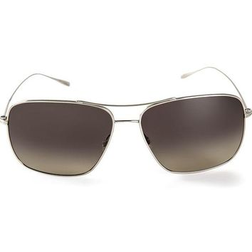 DCCKIN3 Oliver Peoples 'Berenson' sunglasses