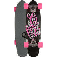 Sector 9 The Steady Skateboard Black One Size For Men 24657710001