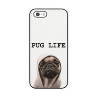 Funny Pug Life iPhone 5|5S Case