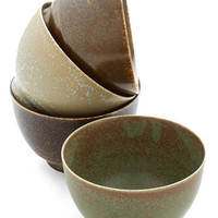 ModCloth Rustic Each and Earthy Meal Bowl Set