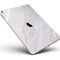 """Slate Marble Surface V14 Full Body Skin for the iPad Pro (12.9"""" or 9.7"""" available)"""