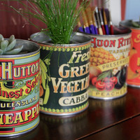 Set of Vintage Antique Australian Canning Labels - SPECIAL OFFER