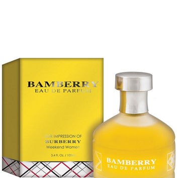 Bamberry - Inspired by Burberry