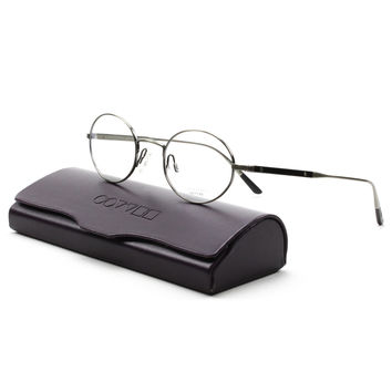 Oliver Peoples 1095 Edwin Eyeglasses Col. 5041 Pewter Storm 44 mm