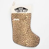 Leopard Stocking
