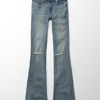 Womens Skinny Flare Jeans | Womens Clearance | Abercrombie.com