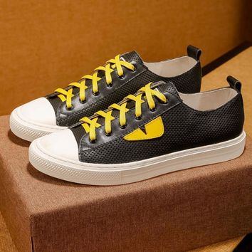 Fendi Fashion Casual Sneakers Sport Shoes