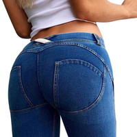 Fabulous Fit Booty Control Anti Slip Shape Enhancing Jeans