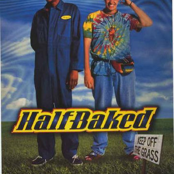 Half Baked Movie Poster 23x34