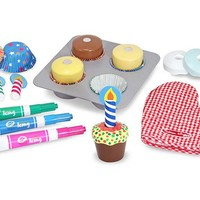 Bake/Decorate Cupcake Set