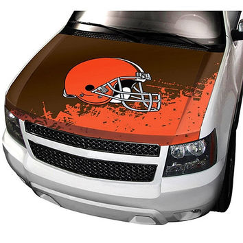 Cleveland Browns Hood Cover