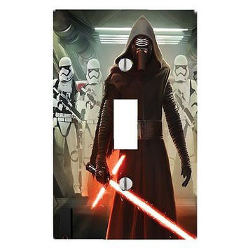 Got You Covered Matching Star Wars: The Force Awakens Light Switch Cover