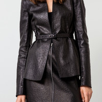 Raw Edge Jacket | Moda Operandi