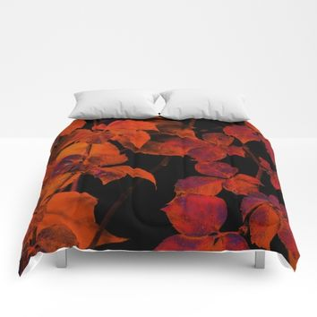 It's Fall II Comforters by aRTsKRATCHES